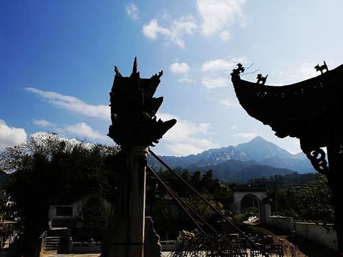 临洮烈士陵园风景