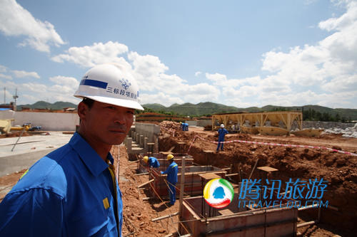 占地(永久用地)558亩,主要集中在广南县莲城镇派播村附近.