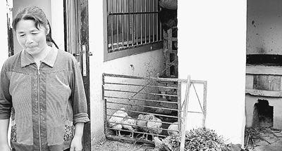 云南省马龙县灾后统建房多处出现质量问题