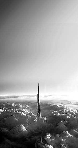 建设的世界第一高塔