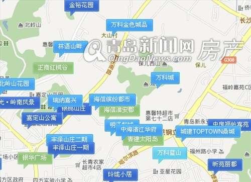 青岛重庆路改造涉拆40万㎡ 2年内建成绿色大道