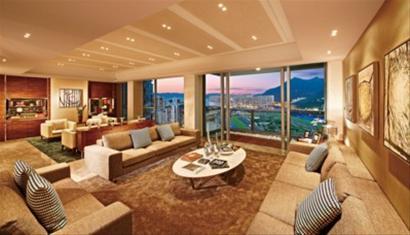 """下顶级豪华住宅系列,位于香港传统富人别墅区九龙塘的豪宅项目""""逸珑"""""""