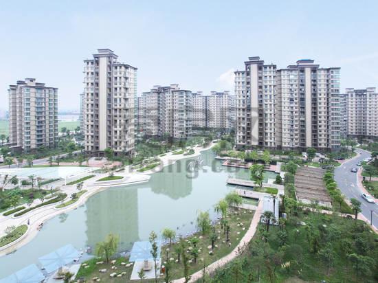 上海城市外景贴图素材