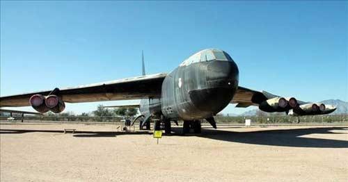 最顶级航空游 寻访世界最大的飞机墓地