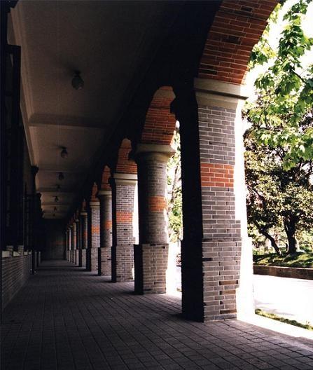 上海交通大学校园风景图片