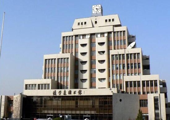 组图:西安交通大学校园风景