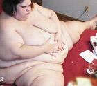 极度崩溃胖女可做劈叉